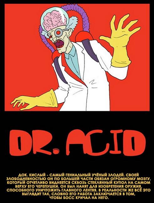 Dr Acid