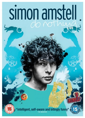 Simon Amstell - Do nothing_rumble