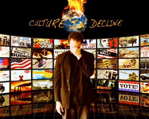 Culture in Decline. Озвучка Rumble