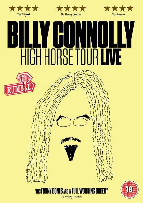 Билли Коннолли — Верхом. Озвучка Rumble.