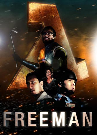 Enter the Freeman: Half-Life Film. Постер