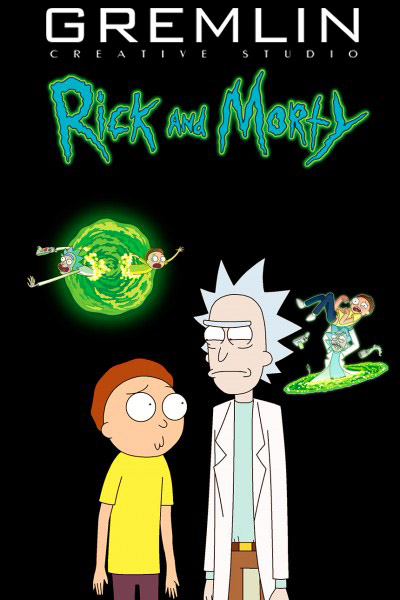 Rick and Morty / Рик и Морти. Многоголосый перевод Gremlin Creative Studio