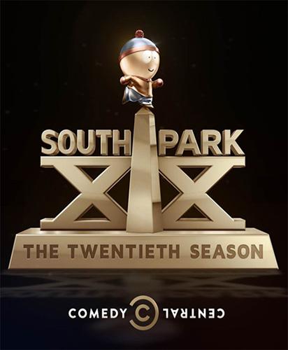 Все переводы двадцатого сезона Саут Парка