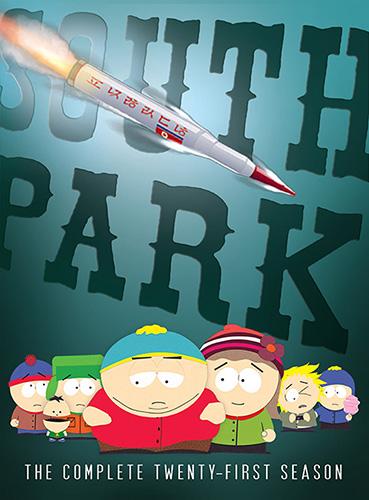 Все переводы двадцать первого сезона Саут Парка