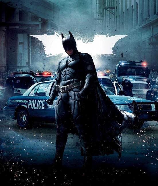 Dark Knight Rises Есарев