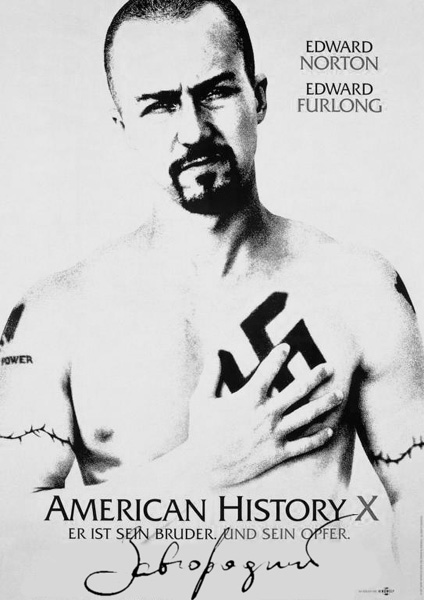 История Америки Икс. Владимир Завгородний