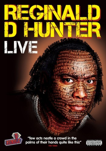 Reginald D. Hunter Live