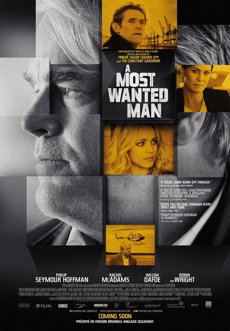 A Most Wanted Man Есарев