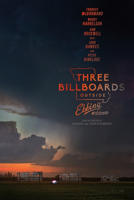 Three Billboards Outside Ebbing, Missouri Есарев