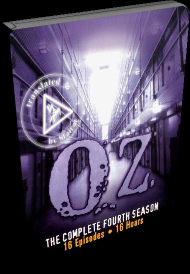 Тюрьма OZ 4 сезон sf@irat