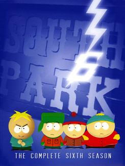 Все переводы шестого сезона Саут Парка