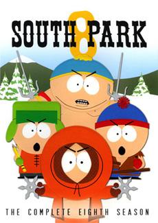 Все переводы восьмого сезона Саут Парка