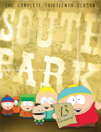 Все переводы тринадцатого сезона Саут Парка